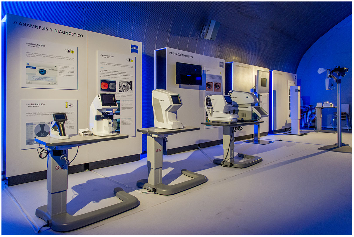 ROAD SHOW ZEISS MADRID