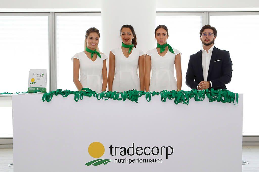 TRADECORP PRESENTACIÓN DE MARCA INNOVACIÓN Y SOSTENIBILIDAD. Presentación internacional de la nueva marca y producto sostenible y eficiente: AZAFAS