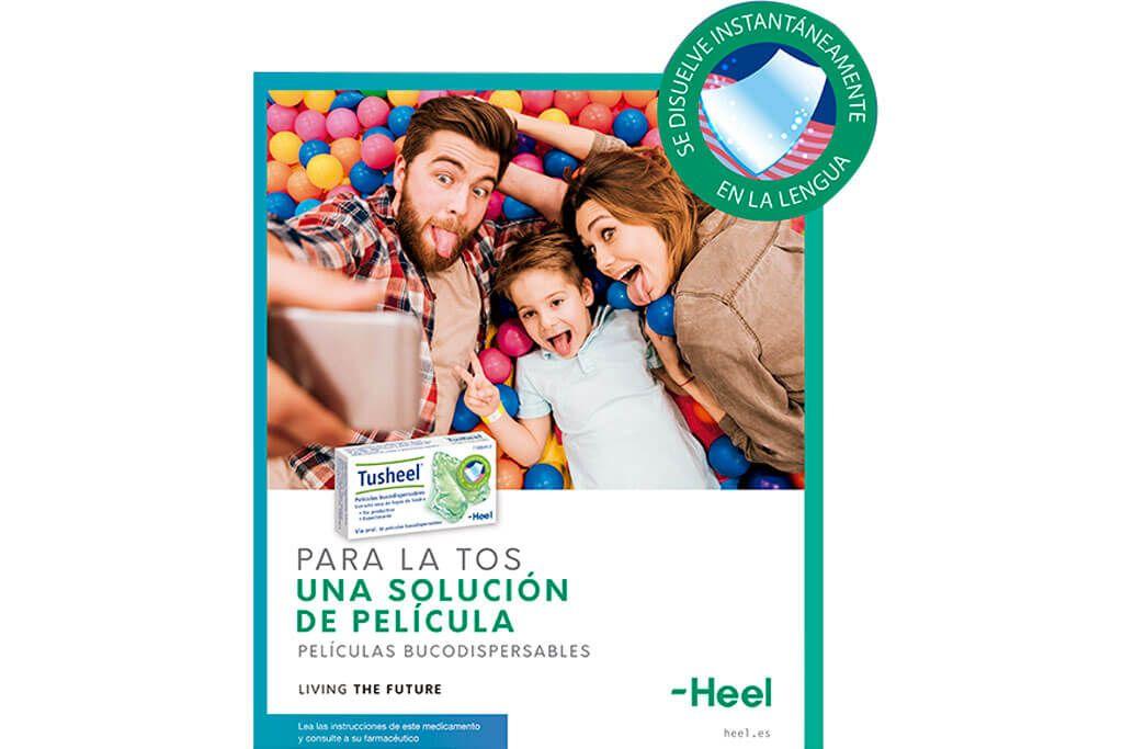 HEEL LANZAMIENTO DE PRODUCTO TUSHEEL