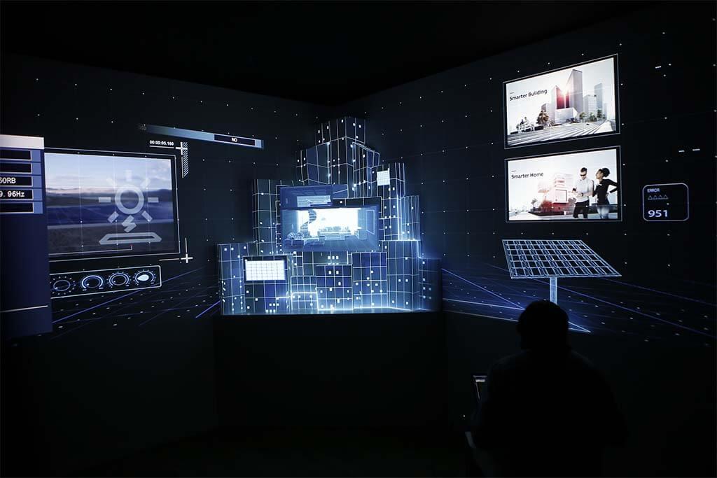 ABB EXPERIENCE 3D TORRESPACIO. ENCUENTRO PARTNERS Innovación y Medio Ambiente.
