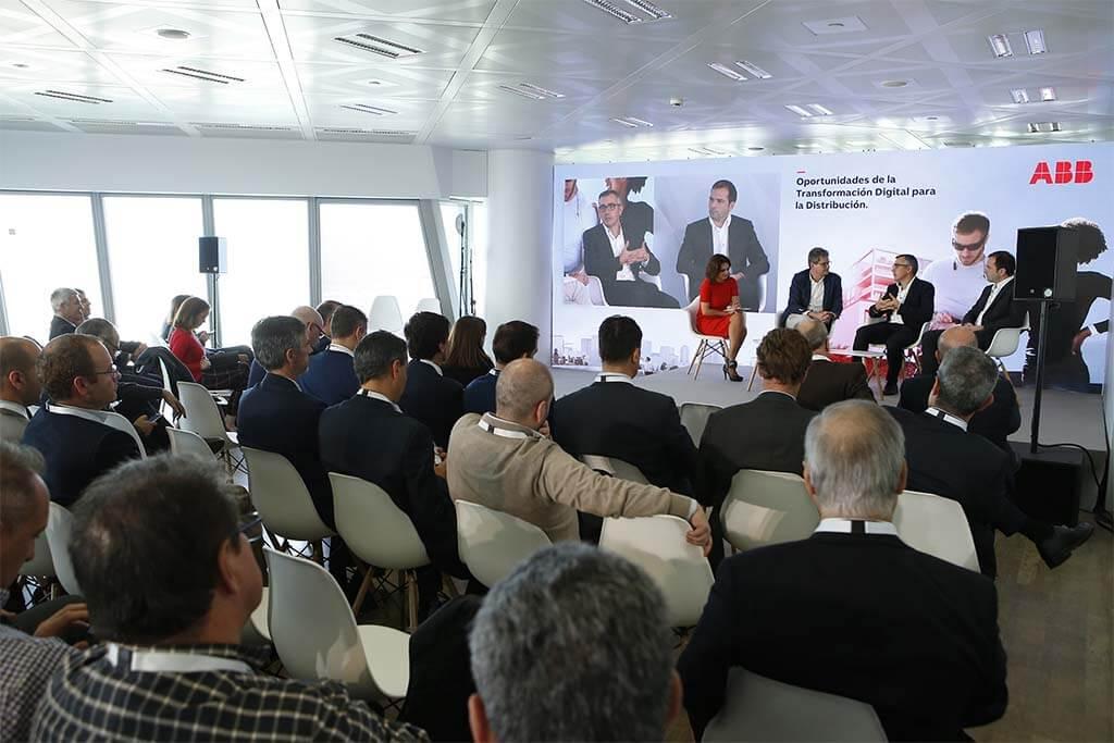COLOQUIO ABB TORRESPACIO. ENCUENTRO PARTNERS Innovación y Medio Ambiente.