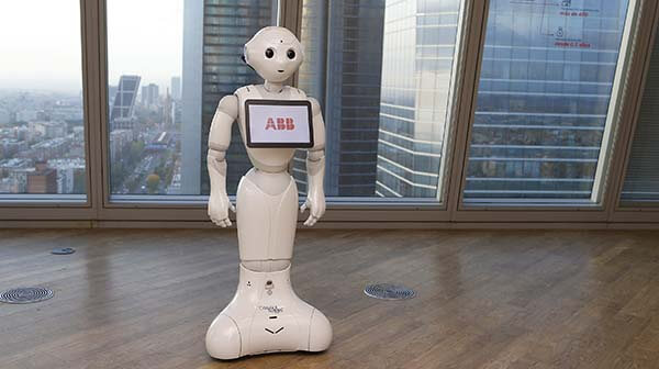 Robot Pepper ABB